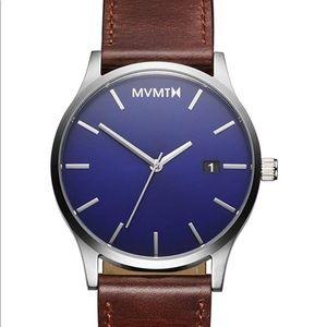 45 MM Men's Analog Minimalist Watch